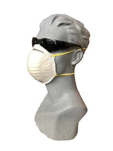 Forester™ Dust Mask Glass Earplug Combo at Menards®