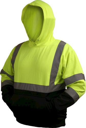 36fe71fd5b31 Forester™ Class 3 High Visibility Safety Hooded Sweatshirt at Menards®
