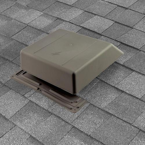 Air Vent Plastic Slant Back Static Roof Vent At Menards
