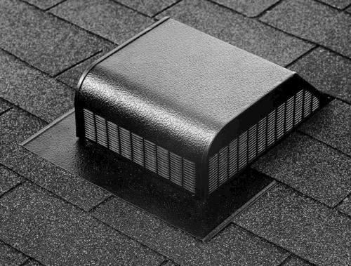Air Vent Galvanized Filtered Slant Back Metal Roof Vent At