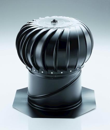 Air Vent 14 Quot Galvanized Roof Turbine Vent Internally