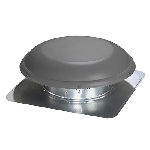 Airvent Weatherwood B 144 Metal Dome Static Roof Vent At