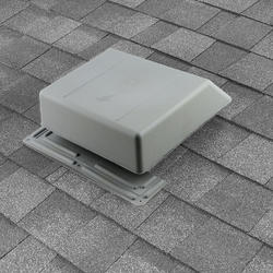 Air Vent Plastic Slant Back Roof Vent At Menards 174