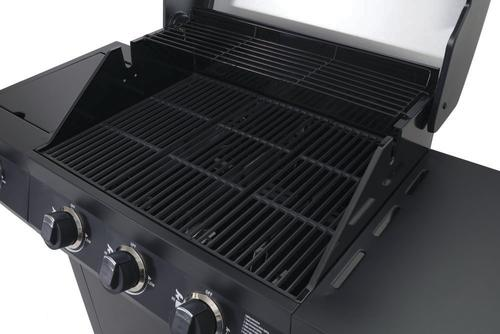 Char-Griller® Stealth 3-Burner Propane Gas Grill with Side ...