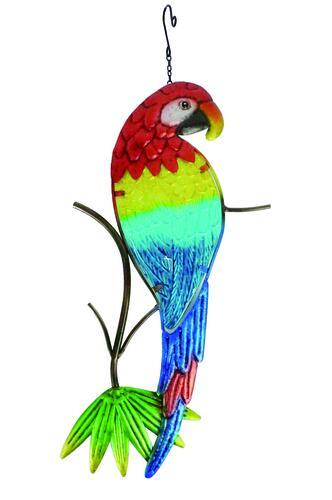Enchanted Garden Parrot Wall
