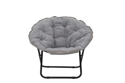 Fantastic Micro Fiber Saucer Chair At Menards Pabps2019 Chair Design Images Pabps2019Com