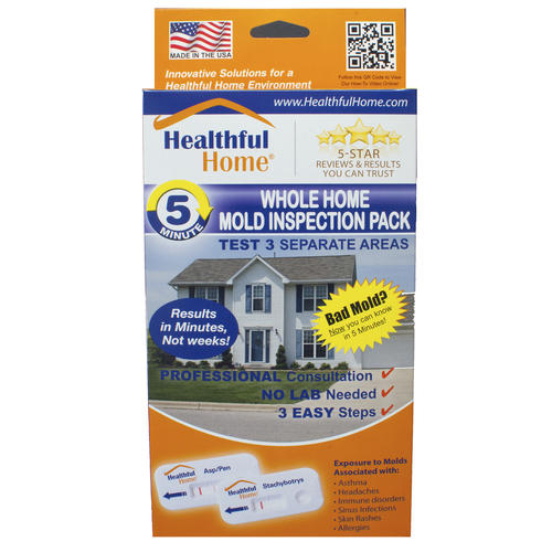Healthful Home Whole Mold Inspection 3 Count