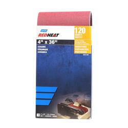 Norton 69957345578 Sander Belts Size 1-1//2 x 60 36 Grit Price is for 10 EA