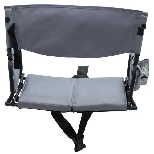 Sensational Guidesman Folding Stadium Arm Chair With Cup Holder At Menards Ibusinesslaw Wood Chair Design Ideas Ibusinesslaworg