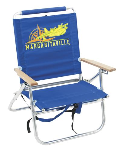 Margaritaville 174 Backpack Folding Patio Chair Assorted