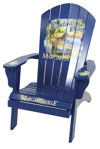 Superb Margaritaville® Adirondack Patio Chair At Menards®