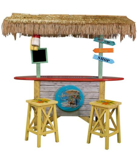 Margaritaville® Surfboard Bar 3 Piece Patio Set At Menards®