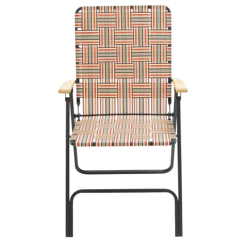 225 & Guidesman® Deluxe Web Folding Patio Chair at Menards®