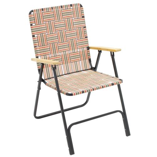 Guidesman® Deluxe Web Folding Patio Chair at Menards®