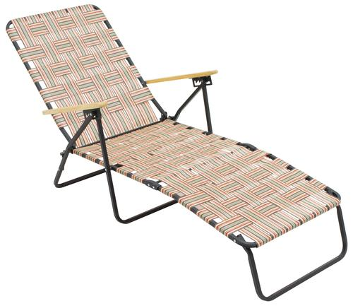 Prime Guidesman Deluxe Web Folding Chaise Lounge At Menards Gamerscity Chair Design For Home Gamerscityorg