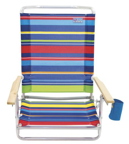 Awesome Aloha 5 Position High Back Beach Patio Chair Assorted Beatyapartments Chair Design Images Beatyapartmentscom