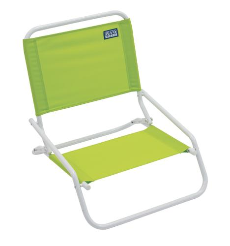 Aloha Low Back Beach Patio Chair Orted Colors