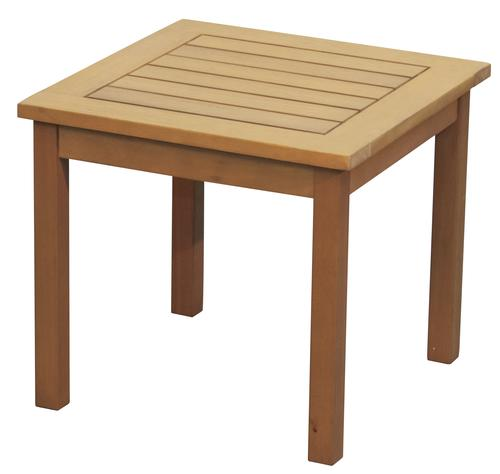Backyard Creations® Timberland Square Side Patio Table At Menards®