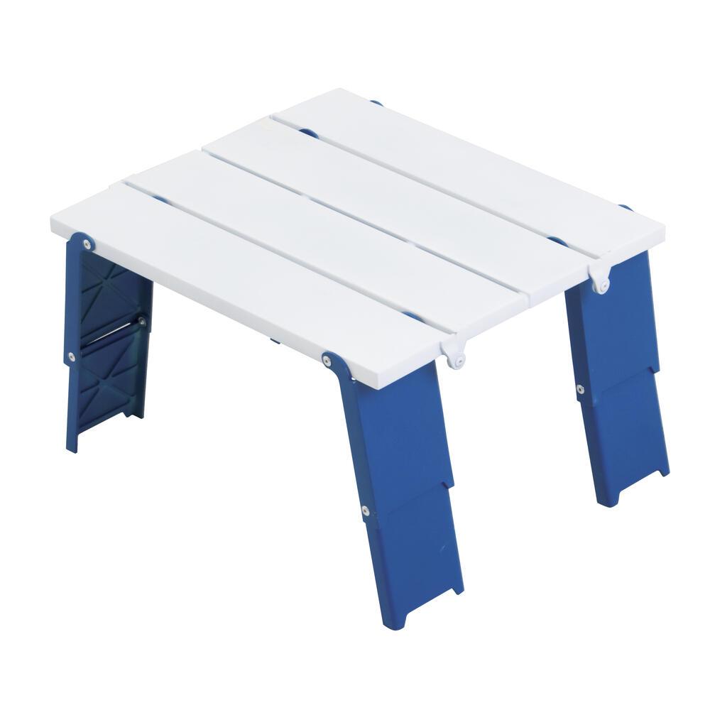 Folding Rectangular Beach Table At Menards