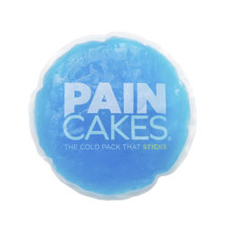 Pain Cakes® The Cold Pack That Sticks!® Large - Assorted Colors