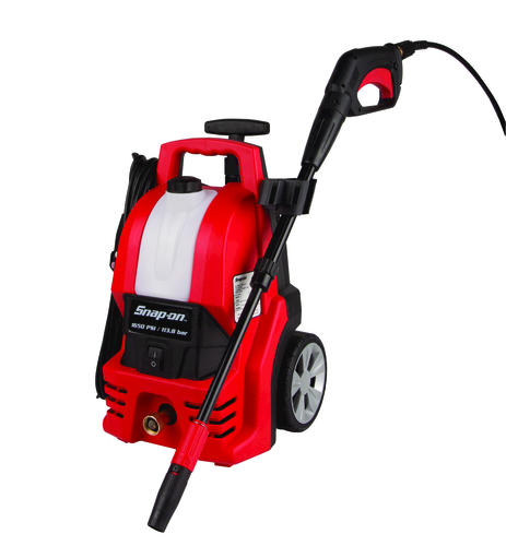 Snap On 1650 Psi 1 25 Gpm 12 Amp Corded Electric Pressure Washer