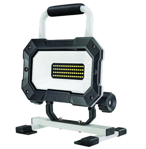 Smart Electrician 2700 Lumen Dimmable Led Portable Work Light At
