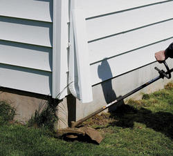 Amerimax White Dripper Flipper Downspout Extension At Menards
