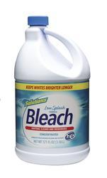 Solutions 8.25% Low Splash Bleach - 121 oz.