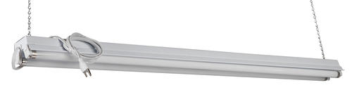 American Fluorescent 48 x 5 White 2-Light T8 Shop Light at Menards®