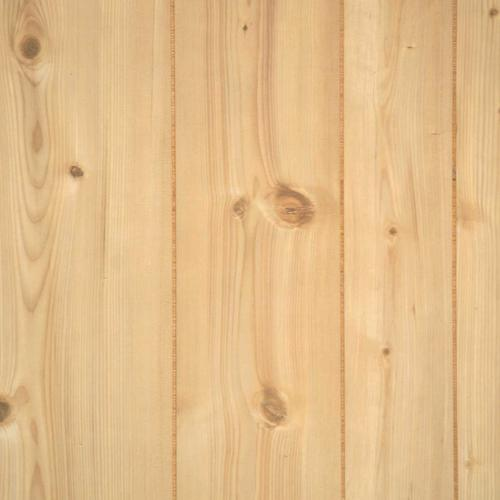 American Pacific 4 X 8 Rustic Pine Wall Panel At Menards