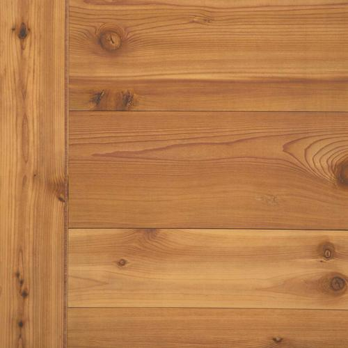 American Pacific 4 x 8 Western Red Cedar Panel at Menards®