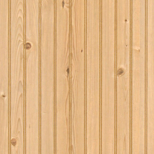 Rustic Pine Toung And Groove Interior Design
