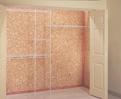 Aromatic Cedar Flakeboard Closet Liner Panel