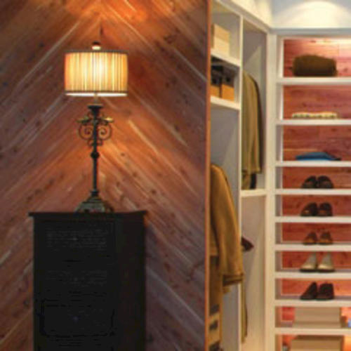 Beautiful Aromatic Red Cedar Closet Liner Plank (15 Sq. Ft/pkg) At Menards®