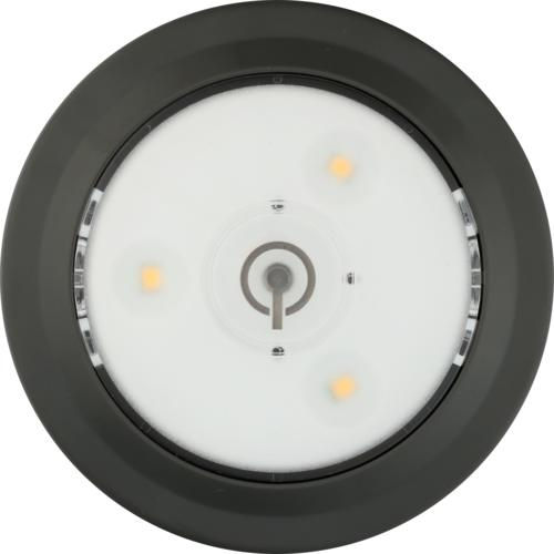 Westek Led Gray Battery Operated Swivel Accent Puck Lights