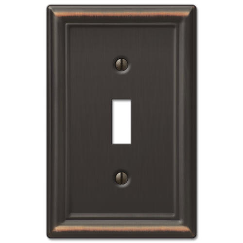 decorative light switches.htm chelsea aged bronze decorative steel toggle wall plate at menards    chelsea aged bronze decorative steel