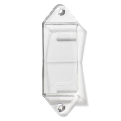 Amerelle Clear Decorator Switch Guard 2 Pack At Menards