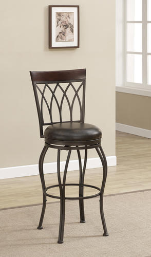 American Heritage Barstool® Chantilly Dual Height Stool At ...