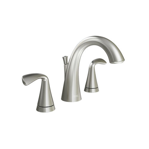 American Standard 174 Fluent Two Handle 8 Quot Widespread