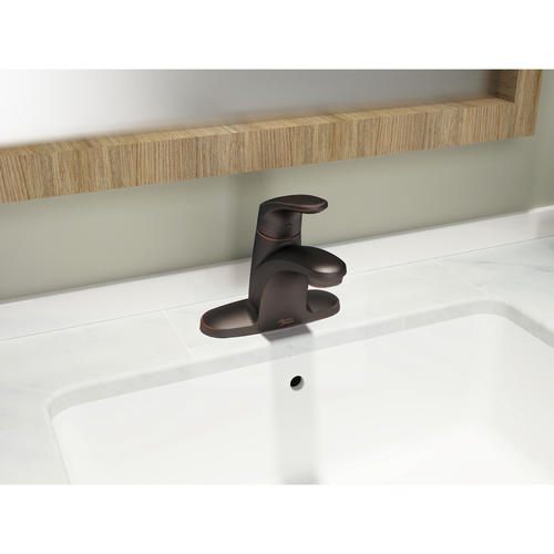 """securing the rods new bathroom faucets   American Standard® Colony Pro™ One-Handle 4"""" Centerset ..."""