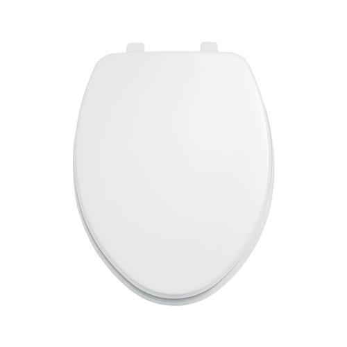 American Standard Laurel Elongated Molded Wood Toilet Seat