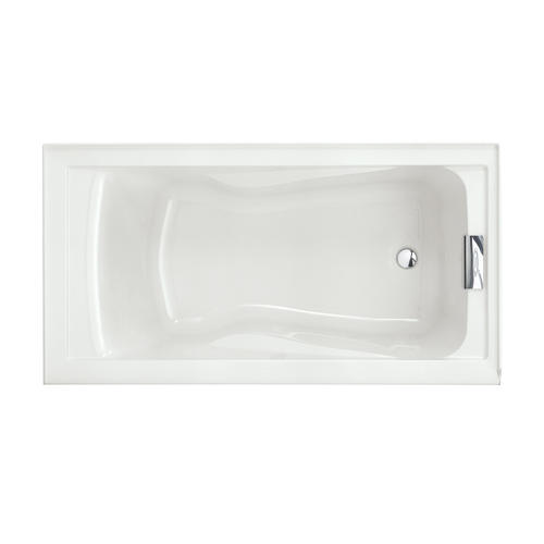 Evolution 60x36 Inch Deep Soak Bathtub: American Standard Evolution 60 Inch By 32 Inch Deep Soak