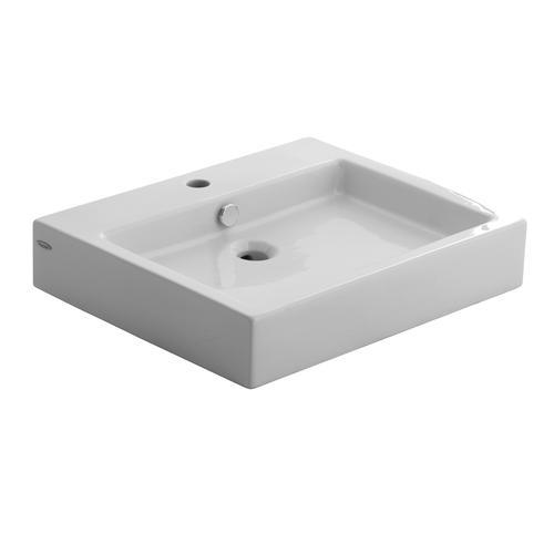 American Standard Studio Above Counter Rectangular Sink At