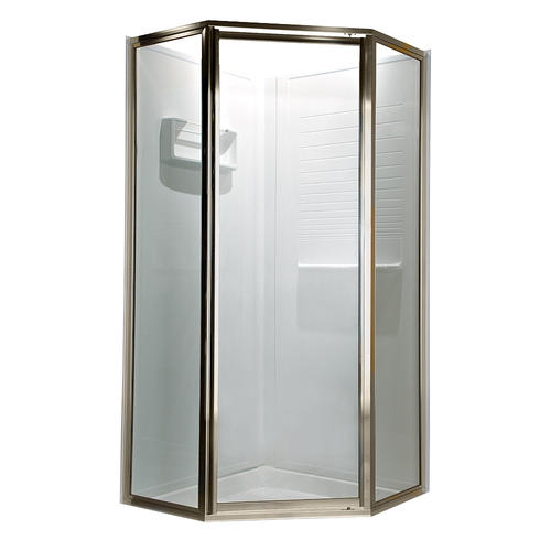 American Standard EuroDoor Framed Neo-Angle Shower Enclosure
