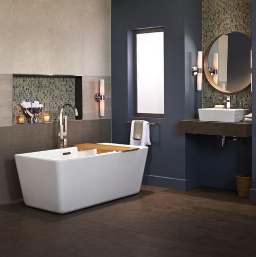 american standard free standing tub.  American Standard Sedona Loft Freestanding Bathtub At Menards