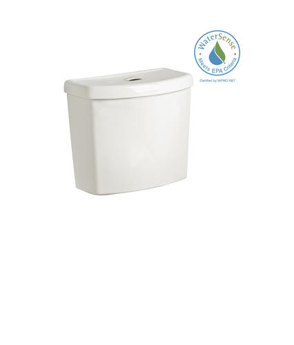 American Standard Studio Siphonic Dual Flush Toilet Tank At Menards