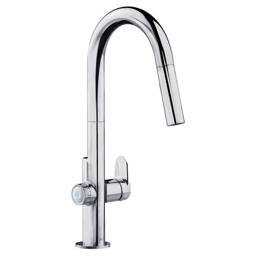 American Standard Beale Measurefill Touch One Handle Pull Down Kitchen Faucet At Menards