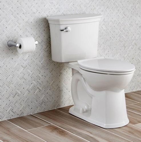 American Standard Acticlean 2 Piece Tall Elongated White