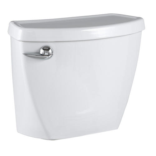 American Standard Cadet 1 6 Gpf Toilet Tank Only With 10 Inch Rough In In White At Menards