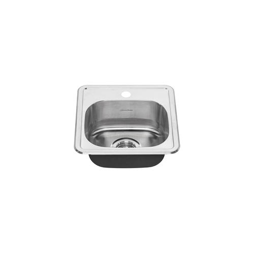 American Standard Colony Top Mount 15 Quot Stainless Steel 1
